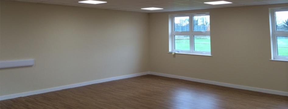 New Classroom Block At Queens School Bushey Cheshire